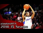 Les highlights de Jamal Crawford face aux Spurs: 26 points