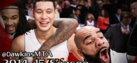 Les highlights de Jeremy Lin face aux Celtics: 25 points et 6 passes