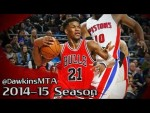 Les highlights de Jimmy Butler face aux Pistons: 30 points et 5 passes