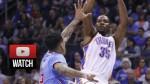 Les highlights de Kevin Durant face aux Clippers: 29 points et 6 passes en 29 minutes