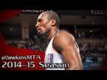 Les highlights de Serge Ibaka face aux Mavs: 21 poins et 22 rebonds