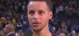 Stephen Curry aimerait jouer jusqu'à près de 40 ans