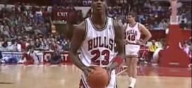 Il y a 28 ans Michael Jordan établissait le record de points des Bulls en seulement 37 minutes