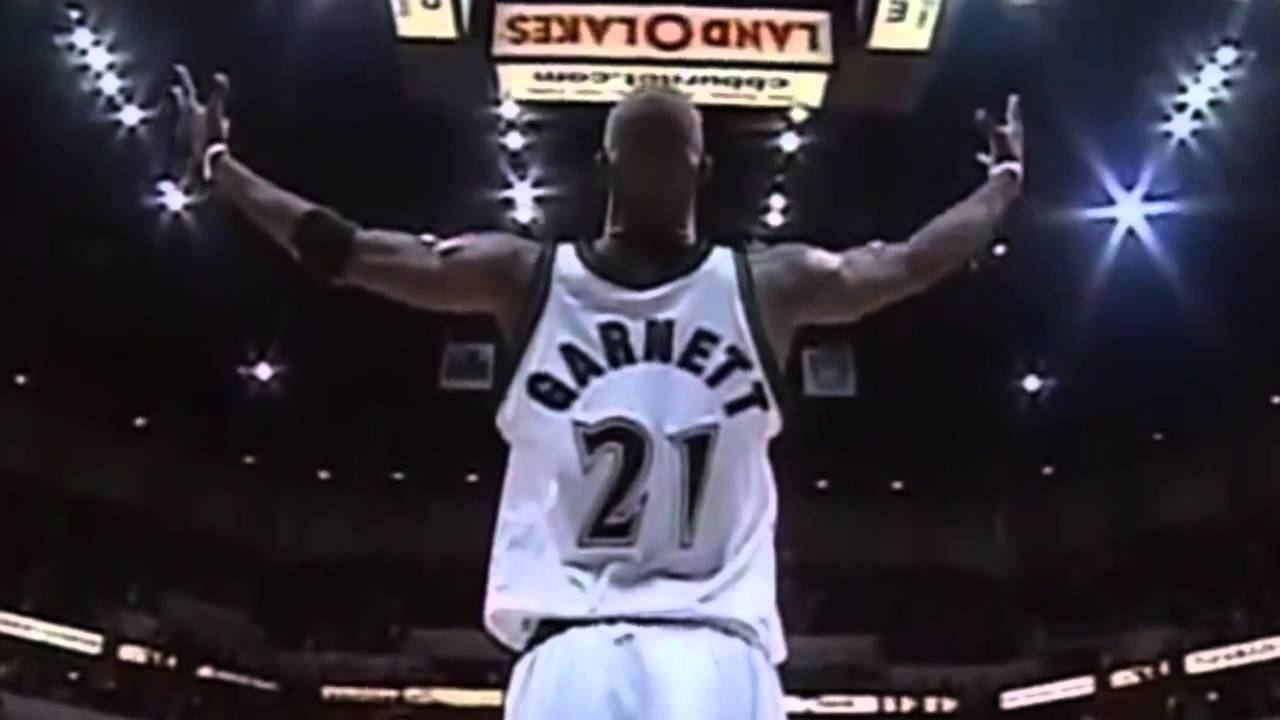 Mix: Kevin Garnett – Coming Home