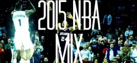 Mix: NBA 2015 – Money and Power