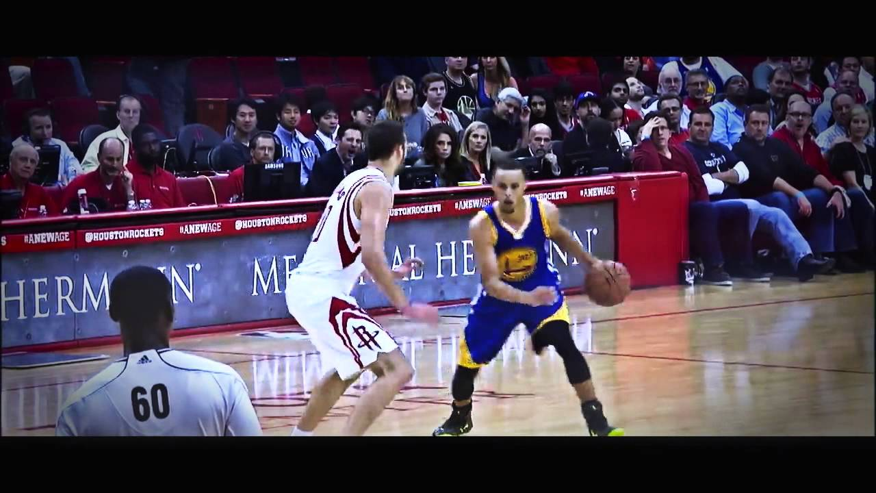 Mix: Stephen Curry – Charged by Belief