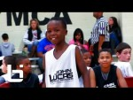 Mixtape: Kevin 'Boopie' Miller (11 ans, 1m47) impressionne au camp John Lucas