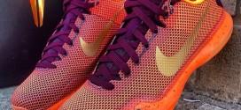 Kicks: premières images d'un nouveau modèle des Nike Kobe X