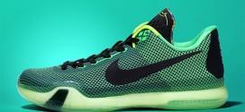 Kicks: les Nike Kobe X 'Vino