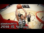 [Rising Stars Challenge]Les highlights du MVP Andrew Wiggins: 22 points