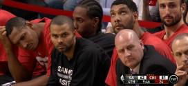 Les Spurs ne rejettent pas la faute sur Tony Parker