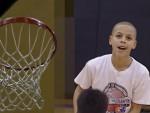 Vidéo: des images de Stephen Curry et son frère lorsqu'ils étaient ados
