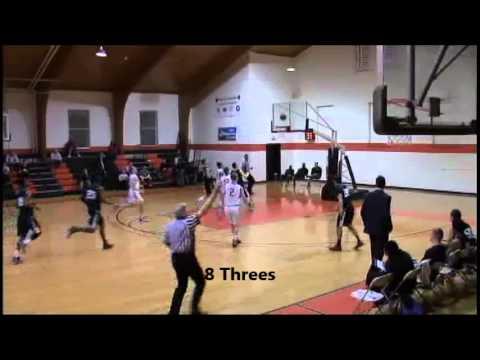 Vidéo: il inscrit 18 tirs à trois points dans une rencontre