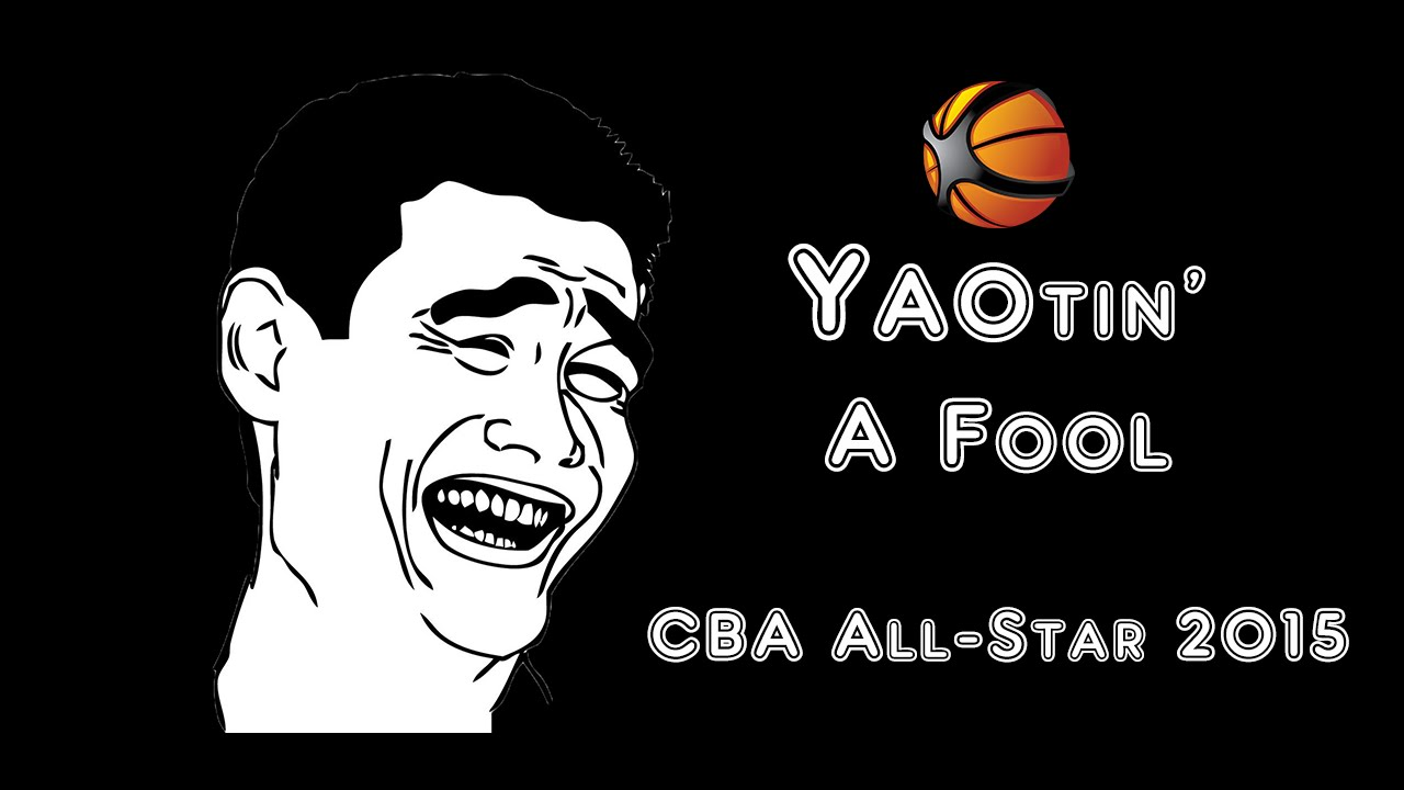 Vidéo: le bêtisier du All-Star Game chinois