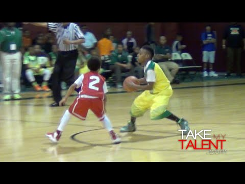 Vidéo: LeBronJames Jr. se montre lors du John Lucas All-Star Weekend