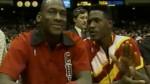 Vidéo: Michael Jordan et Dominique Wilkins évoquent leur duel épique au concours de dunks en 1988