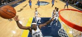 La défense de fer des Grizzlies fait plonger Oklahoma City dans le négatif