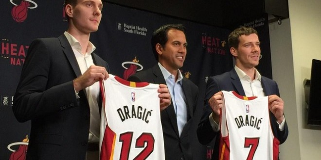 Zoran Dragic envoyé aux Boston Celtics