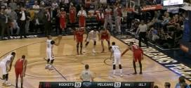 Vidéo: Les Pelicans auraient pu arracher une prolongation sur une énorme erreur d'arbitrage