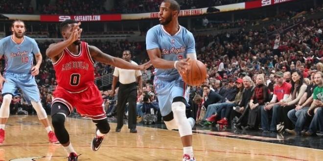 Les Clippers vont chercher une nouvelle victoire importante à Chicago