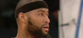Les highlights de DeMarcus Cousins face aux Knicks: 22 points et 10 rebonds en 29 minutes