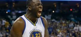 Draymond Green fait monter la pression avant Clippers-Warriors