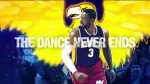 Dwyane Wade The Dance never ends