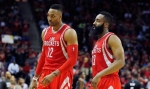 James Harden et Dwight Howard