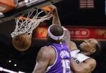 Kawhi leonard dunk