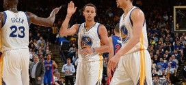 Les highlights du duo Klay Thompson (27 points) – Stephen Curry (11 passes)