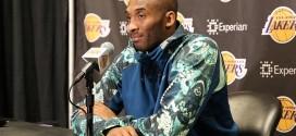 Kobe Bryant: je ne veux pas jouer en 2016-17 mais ça pourrait changer