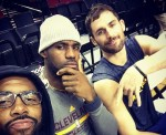 Kyrie Irvin lebron james et kevin love
