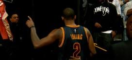 Kyrie Irving: quand nous jouons comme ça nous sommes pratiquement inarrêtables