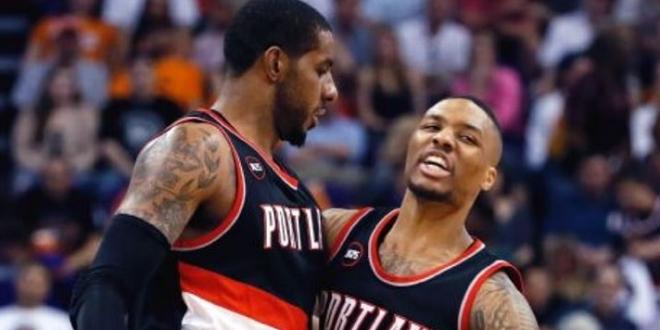 Sous l'impulsion d'Aldridge Portland s'accroche et réduit les chances des Suns