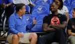 LeBron James et John Calipari