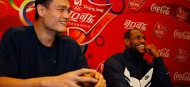 LeBron James, Yao Ming et Adam Silver parmi les 50 personnes les plus influentes du monde