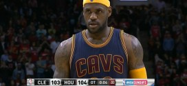 Chiffres du jour : le comeback de 26 pts des Warriors; LeBron James craque; Jordan la machine à rebonds