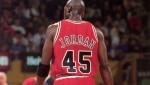 Michael Jordan 45