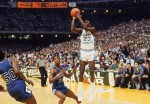 Michael Jordan North Carolina 1982