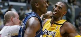 Il y a 12 ans Kobe Bryant inscrivait 55 points faceà Michael Jordan