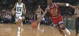 Vidéo: retour sur les 7 triple-doubles consécutifs de Michael Jordan
