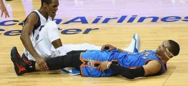 Les highlights du duel Russell Westbrook – Rajon Rondo