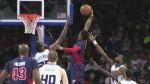 Reggie Jackson dunk