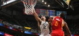 Les Tops 10 de la saison du Jazz, des Nuggets et des Pacers