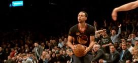 Les highlights du duel Deron Williams (22 pts) – Stephen Curry (26 pts à 6/12 à 3-pts)