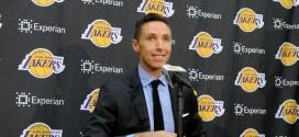 Steve Nash prêt à aider les Lakers pour la free agency