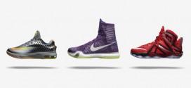 Kicks: Nike dévoile sa dernière série Elite avec trois collections
