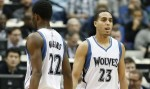 andrew wiggins kevin martin