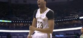 Stephen Curry pense qu'Anthony Davis mérite plus de considération pour le titre de MVP