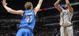 Boris Diaw (19 pts) libère les Spurs contre les Mavericks
